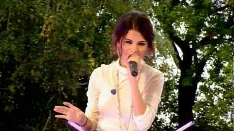 Selena Gomez & the Scene - Round & Round (Blue Peter) (27th September 2010)