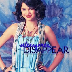 Selena gomez disappear