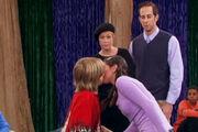Selena's First Kiss