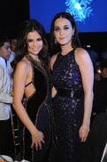 Katy Perry and Selena Gomez attend the Unicef SnowFlake Ball at Cipriani 42nd Street-1460975