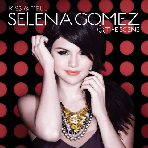 File:Selena Gomez y The Scene-Kiss y Tell (14 Canciones)-Frontal (1).jpg