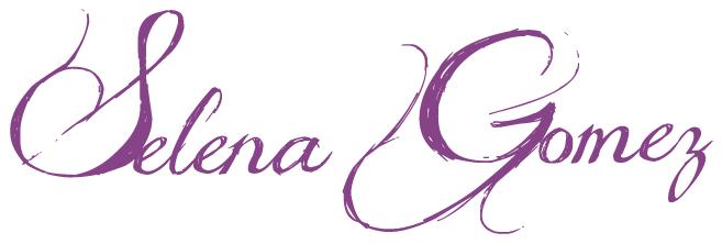 Image - Selena Gomez logo.png | Selena Gomez Wiki | FANDOM ...