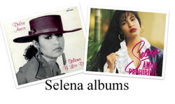 Selenalbums