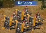 Repeating scorpions