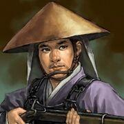 Samurai arquebusiers