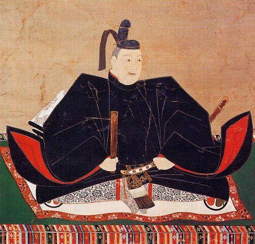 File:Hidetada Tokugawa.jpg