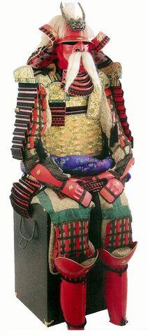 File:Shingen Takeda armour.jpg