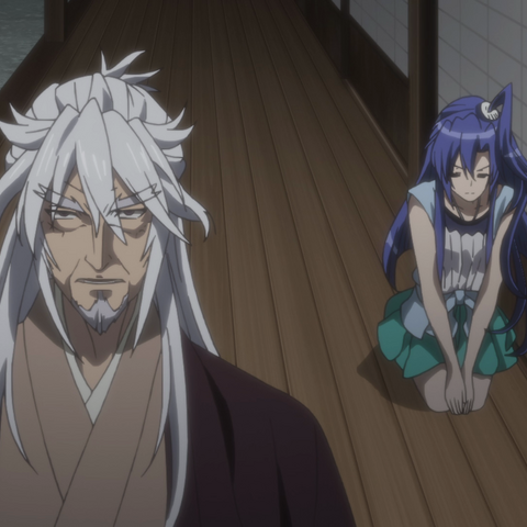Fudō and Tsubasa