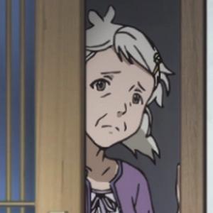 Hibiki's grandmother
