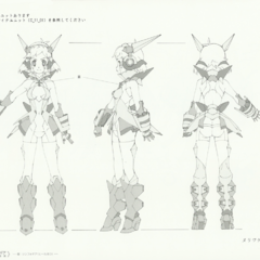 Hibiki's Gungnir (With heels)