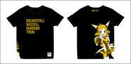 Livegoods t-shirts hibiki