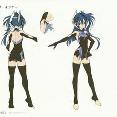 Tsubasa's Under-Suit