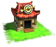 Warrior Pavilion