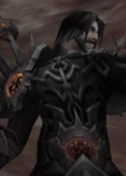 Warlock Human Male