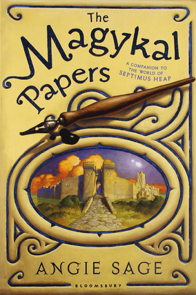 Magykal Papers Cover