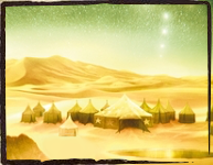 Desert of Singing Sands Icon