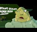Mutant Giant Spider Dog (PA Spejson)