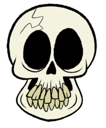 SCARYDEADSKULL