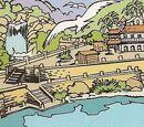 Port du Treasure Island