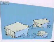 Ice Blocks no mice yet