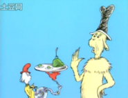 I do not like green eggs and ham