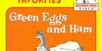 Beginner Book Video: 2 Dr. Seuss Favorites: Green Eggs and Ham and The Cat in the Hat