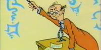 Professor de Breeze