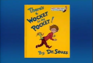 There's a Wocket in my Pocket! (book)