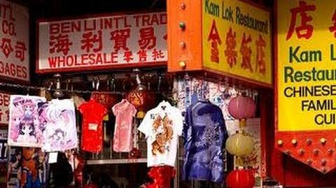 San Francisco's Chinatown (in HD)