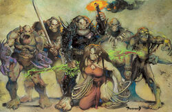 Orc group p149