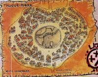 Mapa Kiły-Mogiły