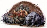 Rój truposzczurów