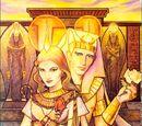 Panteon egipski