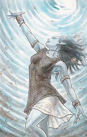 Kroczący z wiatrem