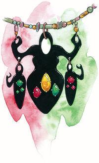 Mya's Holy Symbol