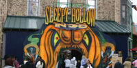 The Curse of Sleepy Hollow in 3-D