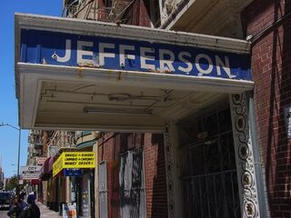 Jefferson Hotel detail