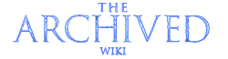 The Archived Wordmark