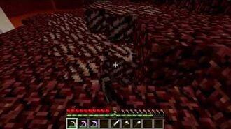 Minecraft Blocks & Items Nether Quartz Ore