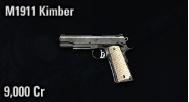M1911 Kimber