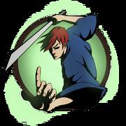 Man sword 2 old