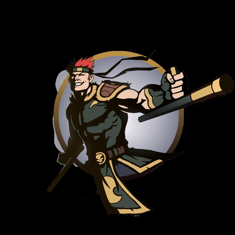 Image - Man tonfa 2.png | Shadow Fight Wiki | FANDOM