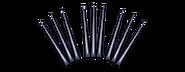 Ranged needle