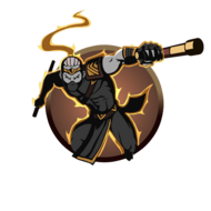 Ascension2 ninja man tonfa