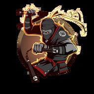 Ascension2 ninja man nunchaku