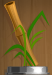 Empty Bamboo (Silver)