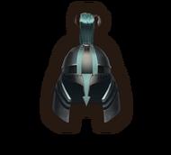 Helm dark legioner