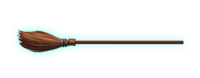 Weapon hw14 broom
