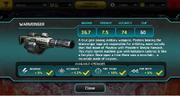Warmonger Full upgraded