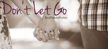 Don't Let Go Banner